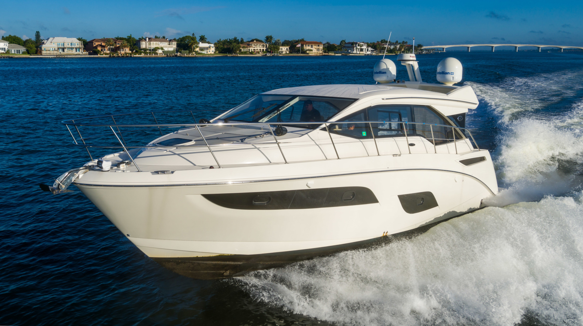 Sea Ray-460 DA 2017-Joie De Vivre Sarasota-Florida-United States-46 Sea Ray Sundancer-1486496 | Thumbnail