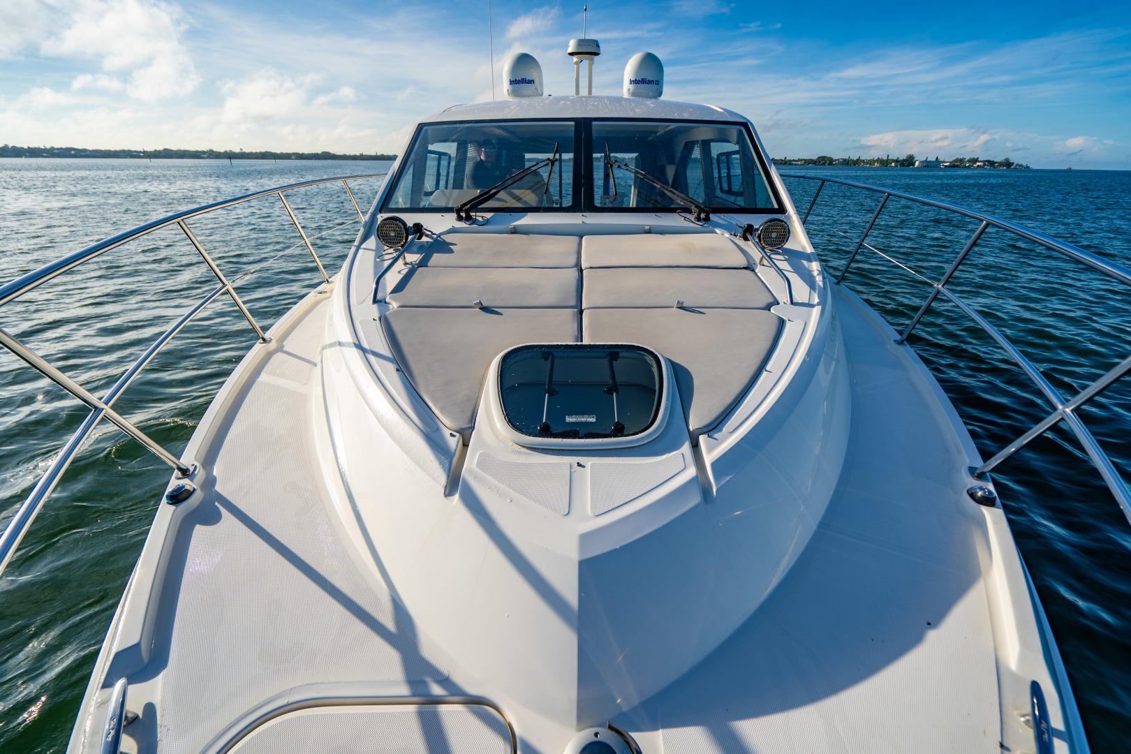 Sea Ray-460 DA 2017-Joie De Vivre Sarasota-Florida-United States-46 Sea Ray Sundancer-1486551 | Thumbnail