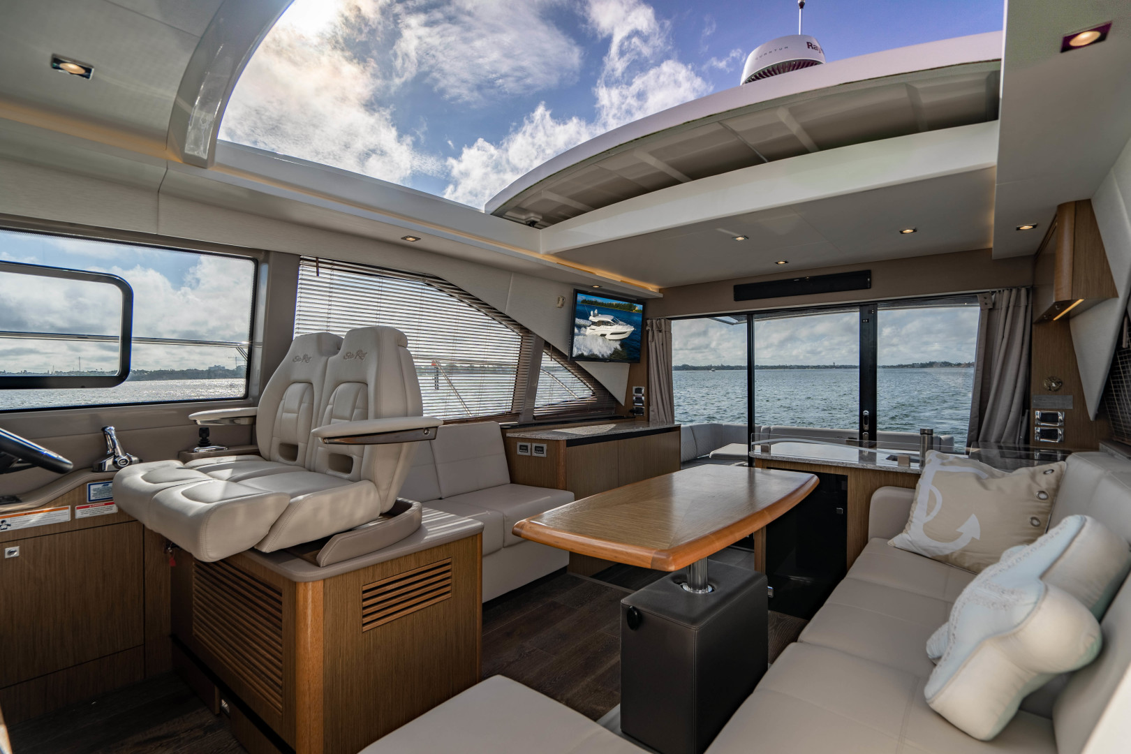 Sea Ray-460 DA 2017-Joie De Vivre Sarasota-Florida-United States-46 Sea Ray Sundancer-1486599 | Thumbnail