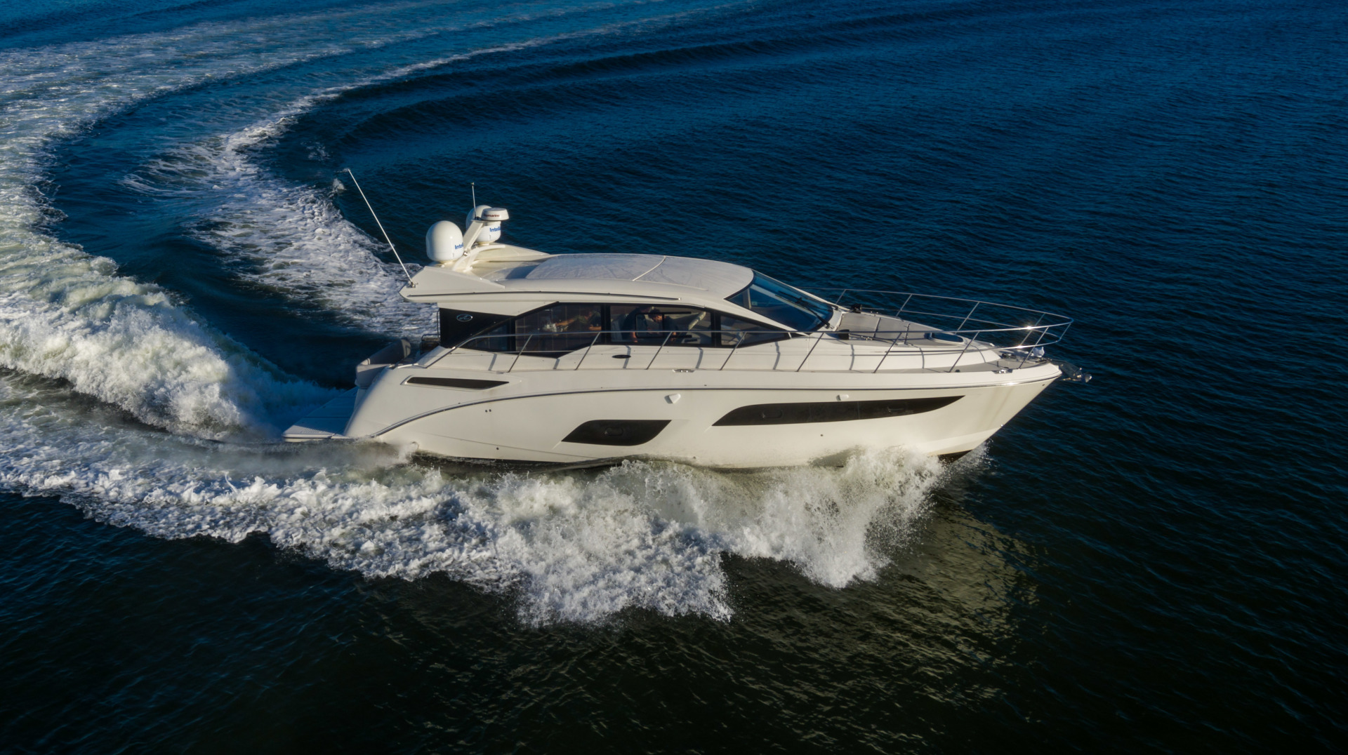 Sea Ray-460 DA 2017-Joie De Vivre Sarasota-Florida-United States-46 Sea Ray Sundancer-1486501 | Thumbnail