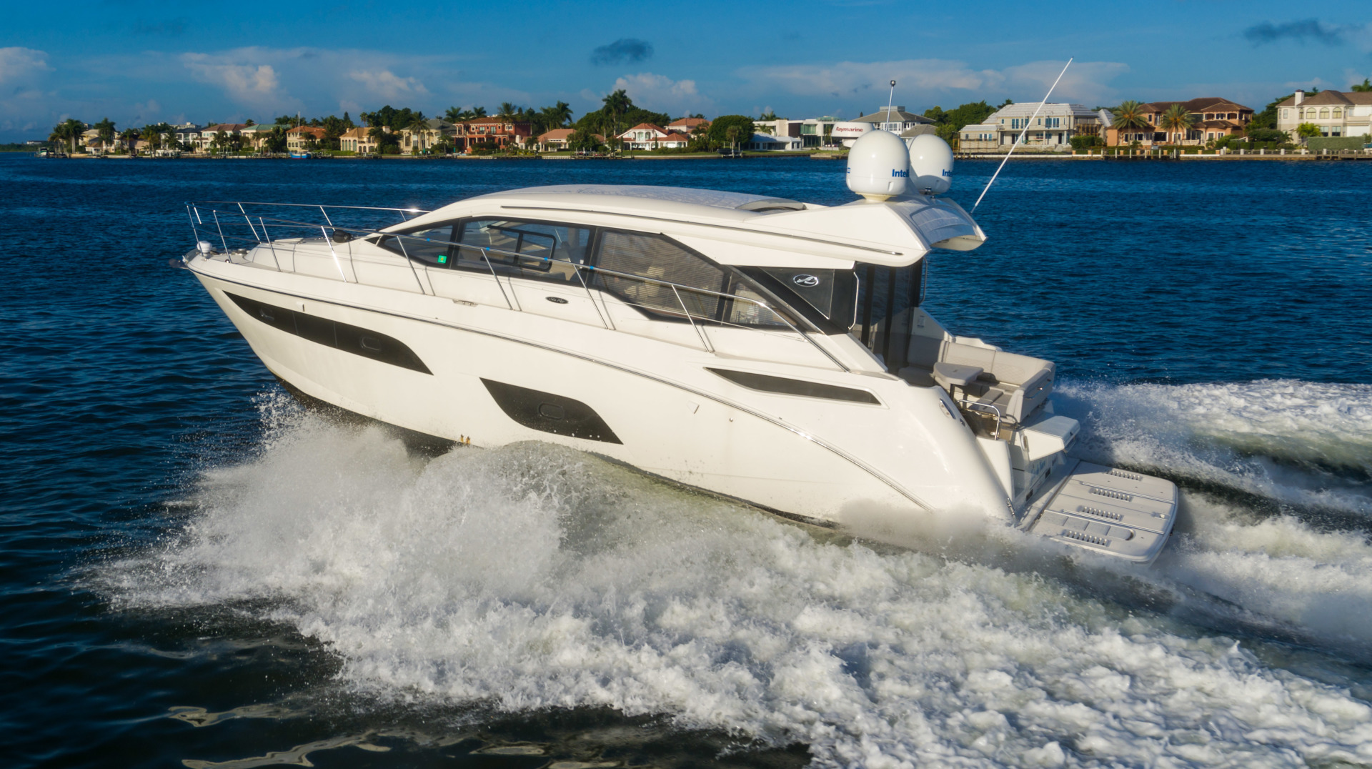 Sea Ray-460 DA 2017-Joie De Vivre Sarasota-Florida-United States-46 Sea Ray Sundancer-1486494 | Thumbnail