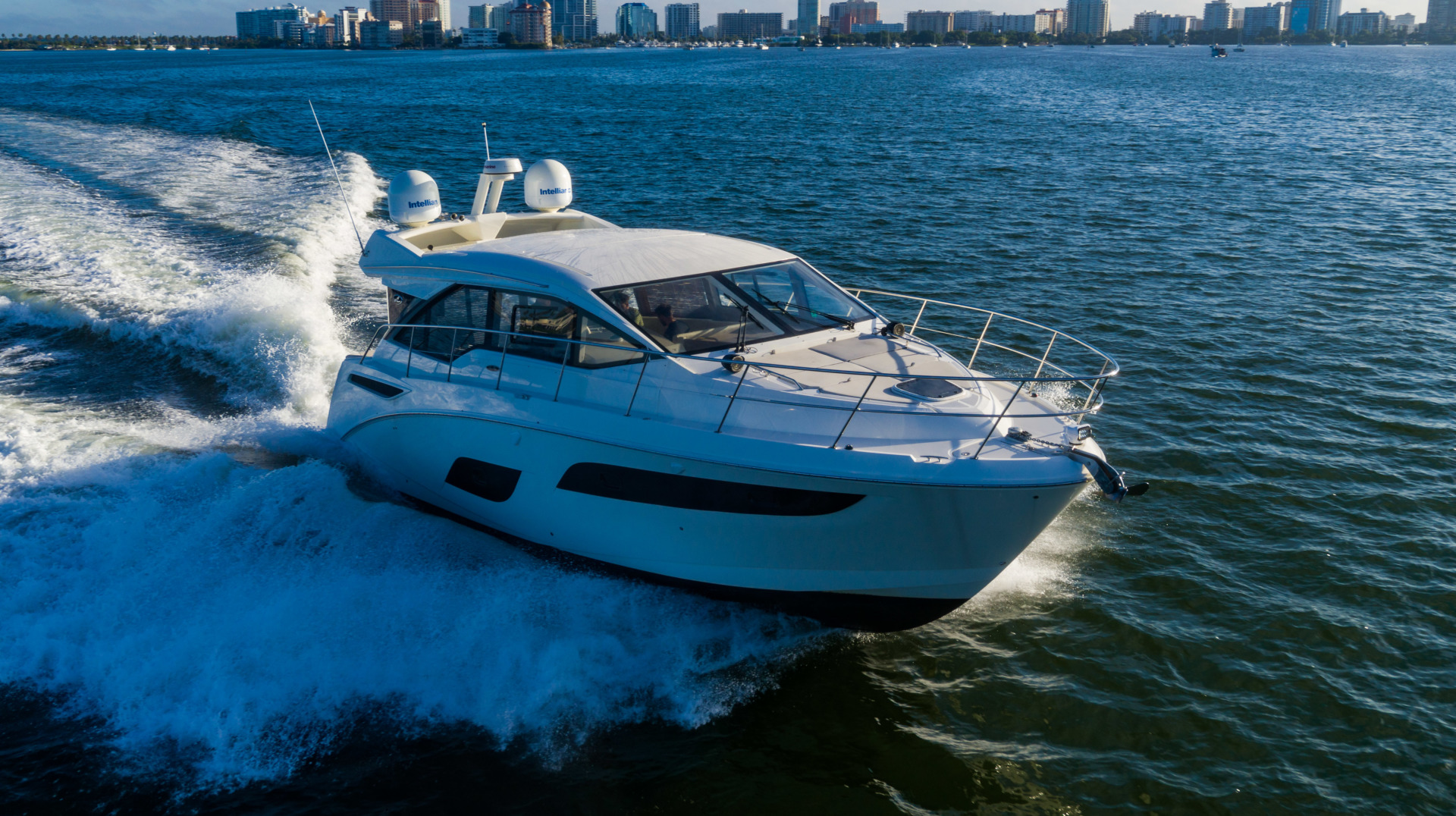 Sea Ray-460 DA 2017-Joie De Vivre Sarasota-Florida-United States-46 Sea Ray Sundancer-1486486 | Thumbnail