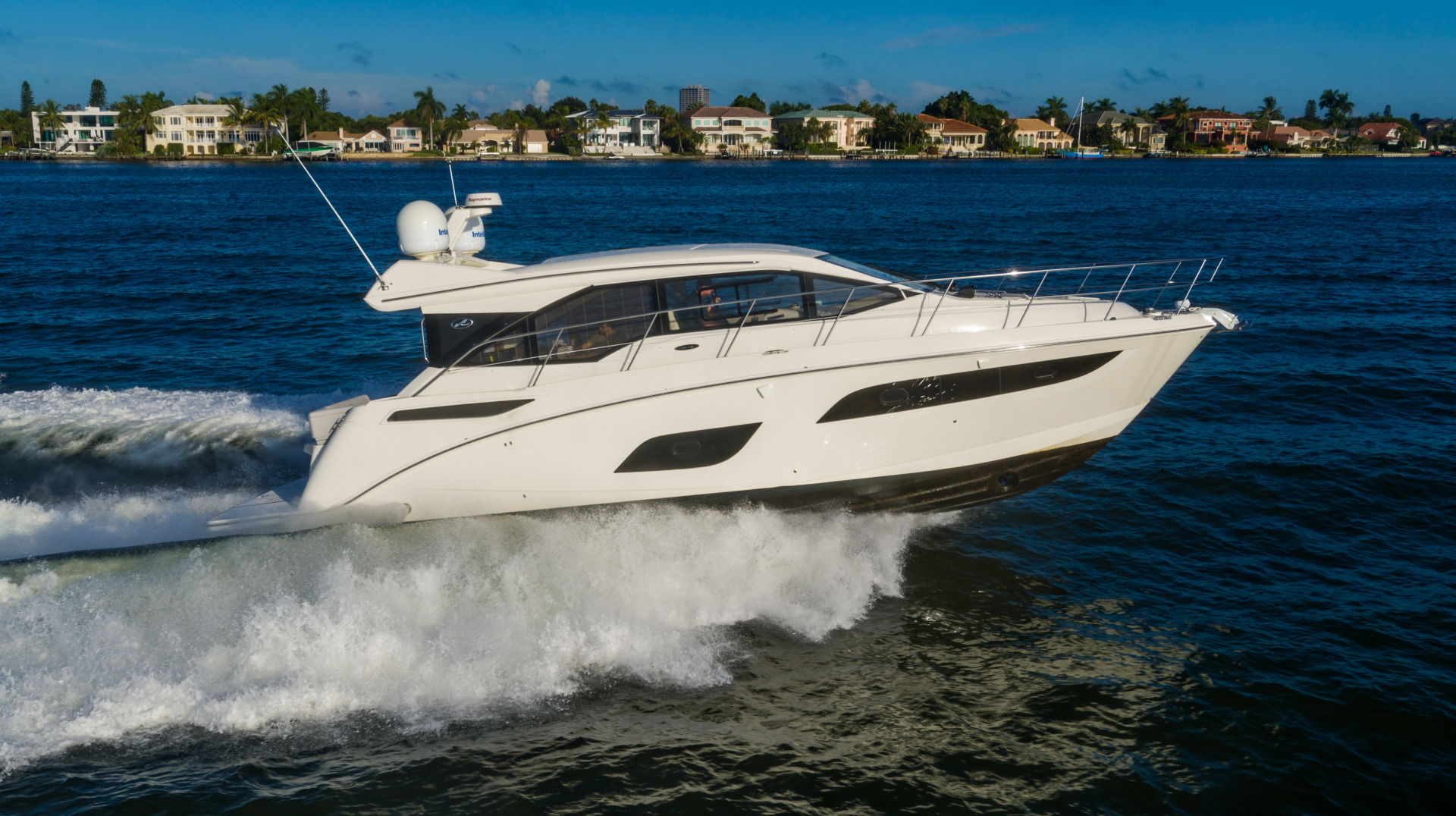 Sea Ray-460 DA 2017-Joie De Vivre Sarasota-Florida-United States-46 Sea Ray Sundancer-1486508 | Thumbnail