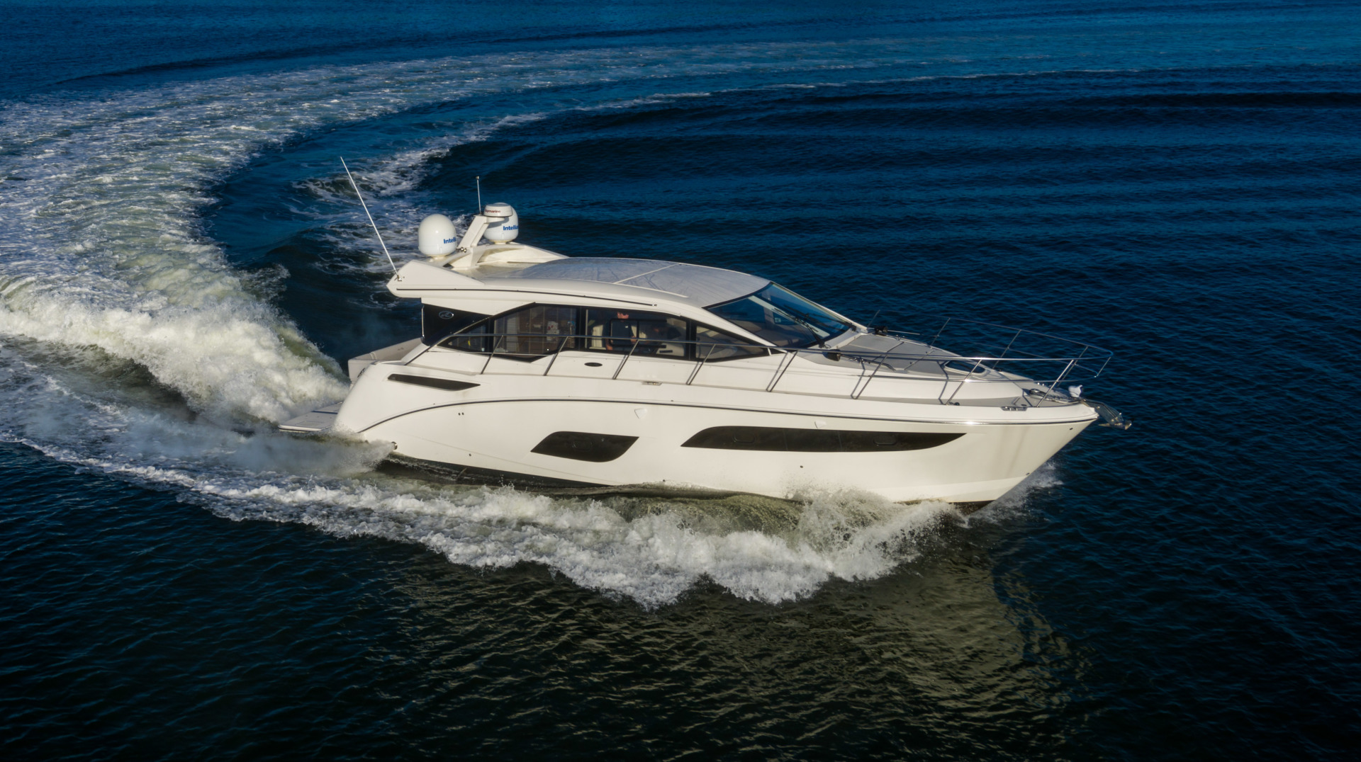 Sea Ray-460 DA 2017-Joie De Vivre Sarasota-Florida-United States-46 Sea Ray Sundancer-1486502 | Thumbnail
