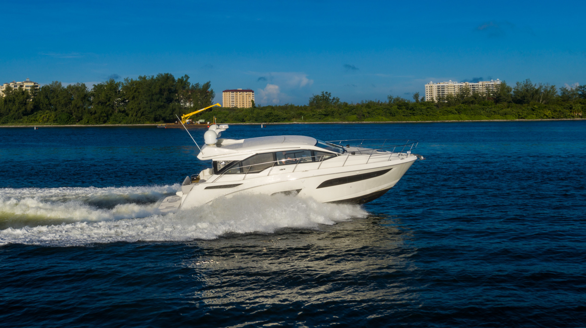 Sea Ray-460 DA 2017-Joie De Vivre Sarasota-Florida-United States-46 Sea Ray Sundancer-1486506 | Thumbnail