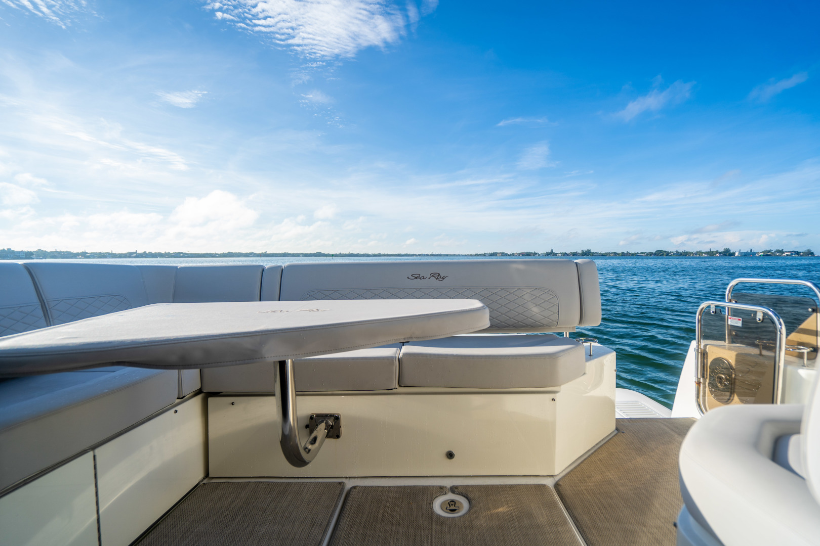 Sea Ray-460 DA 2017-Joie De Vivre Sarasota-Florida-United States-46 Sea Ray Sundancer-1486527 | Thumbnail