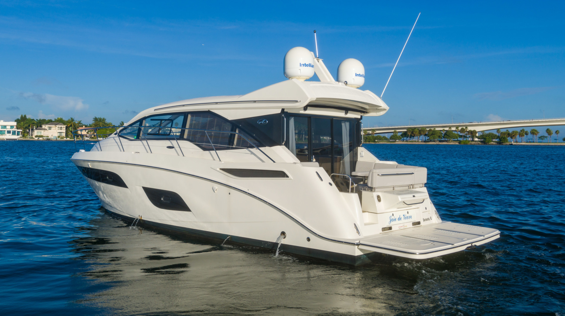 Sea Ray-460 DA 2017-Joie De Vivre Sarasota-Florida-United States-46 Sea Ray Sundancer-1486464 | Thumbnail