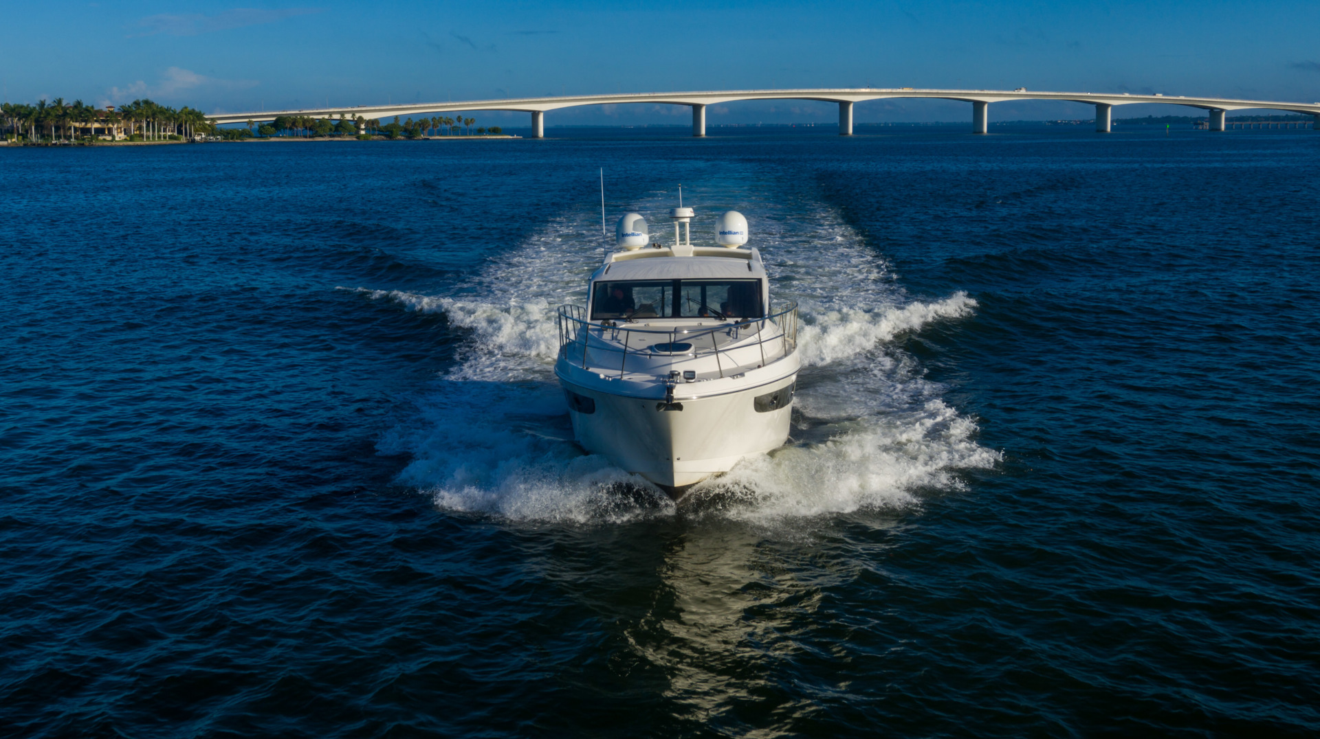 Sea Ray-460 DA 2017-Joie De Vivre Sarasota-Florida-United States-46 Sea Ray Sundancer-1486477 | Thumbnail