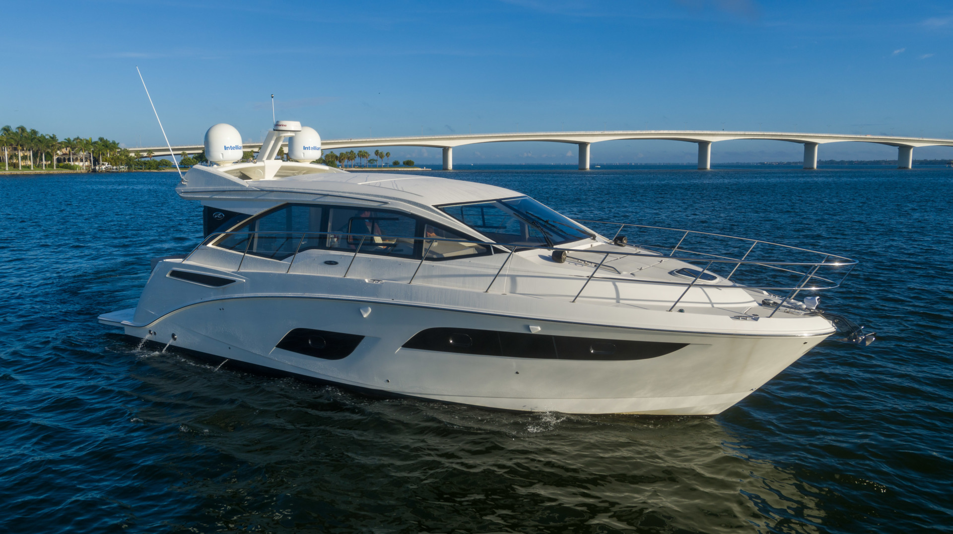Sea Ray-460 DA 2017-Joie De Vivre Sarasota-Florida-United States-46 Sea Ray Sundancer-1486450 | Thumbnail