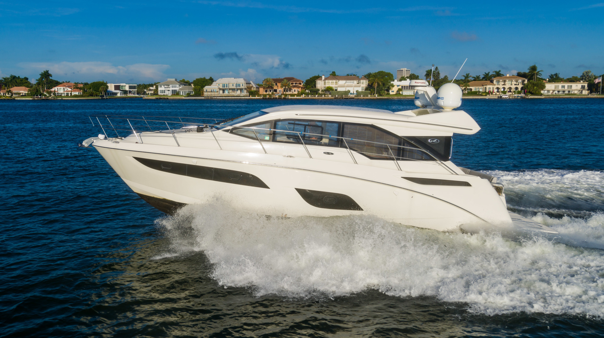 Sea Ray-460 DA 2017-Joie De Vivre Sarasota-Florida-United States-46 Sea Ray Sundancer-1486495 | Thumbnail