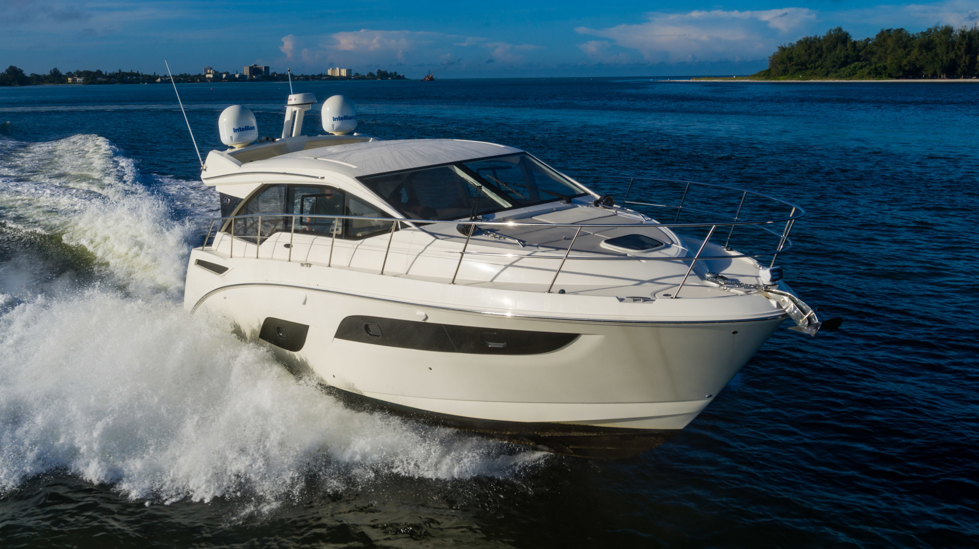 Sea Ray-460 DA 2017-Joie De Vivre Sarasota-Florida-United States-46 Sea Ray Sundancer-1486504 | Thumbnail