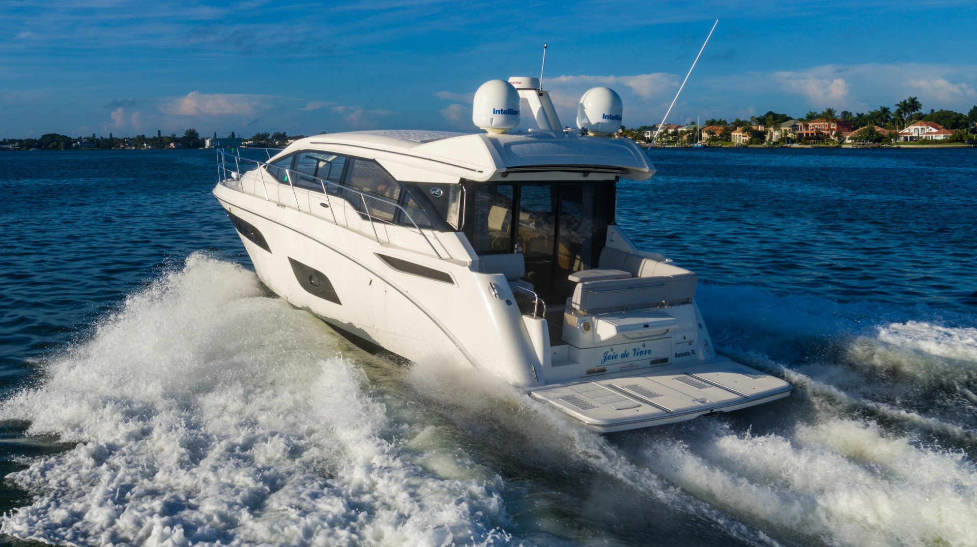 Sea Ray-460 DA 2017-Joie De Vivre Sarasota-Florida-United States-46 Sea Ray Sundancer-1486492 | Thumbnail