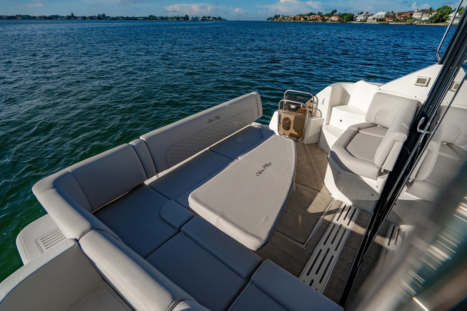 Sea Ray-460 DA 2017-Joie De Vivre Sarasota-Florida-United States-46 Sea Ray Sundancer-1486559 | Thumbnail