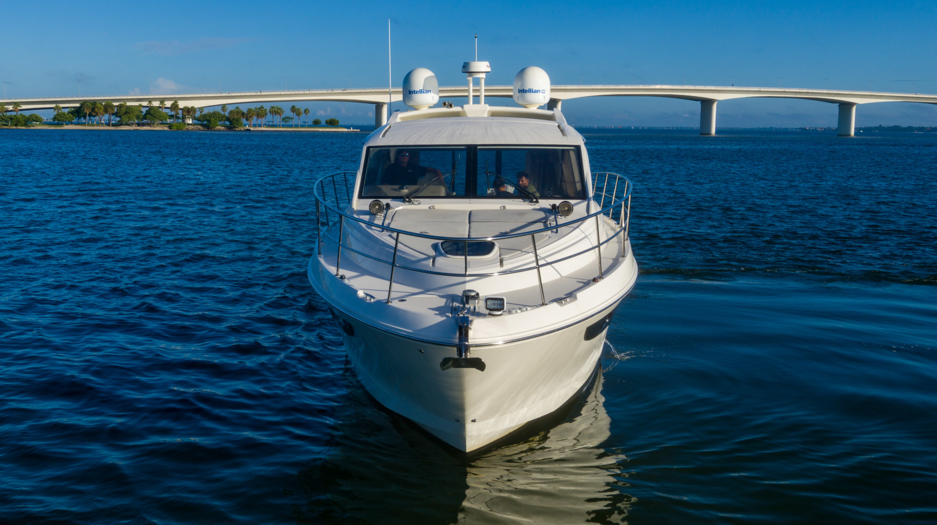 Sea Ray-460 DA 2017-Joie De Vivre Sarasota-Florida-United States-46 Sea Ray Sundancer-1486468 | Thumbnail