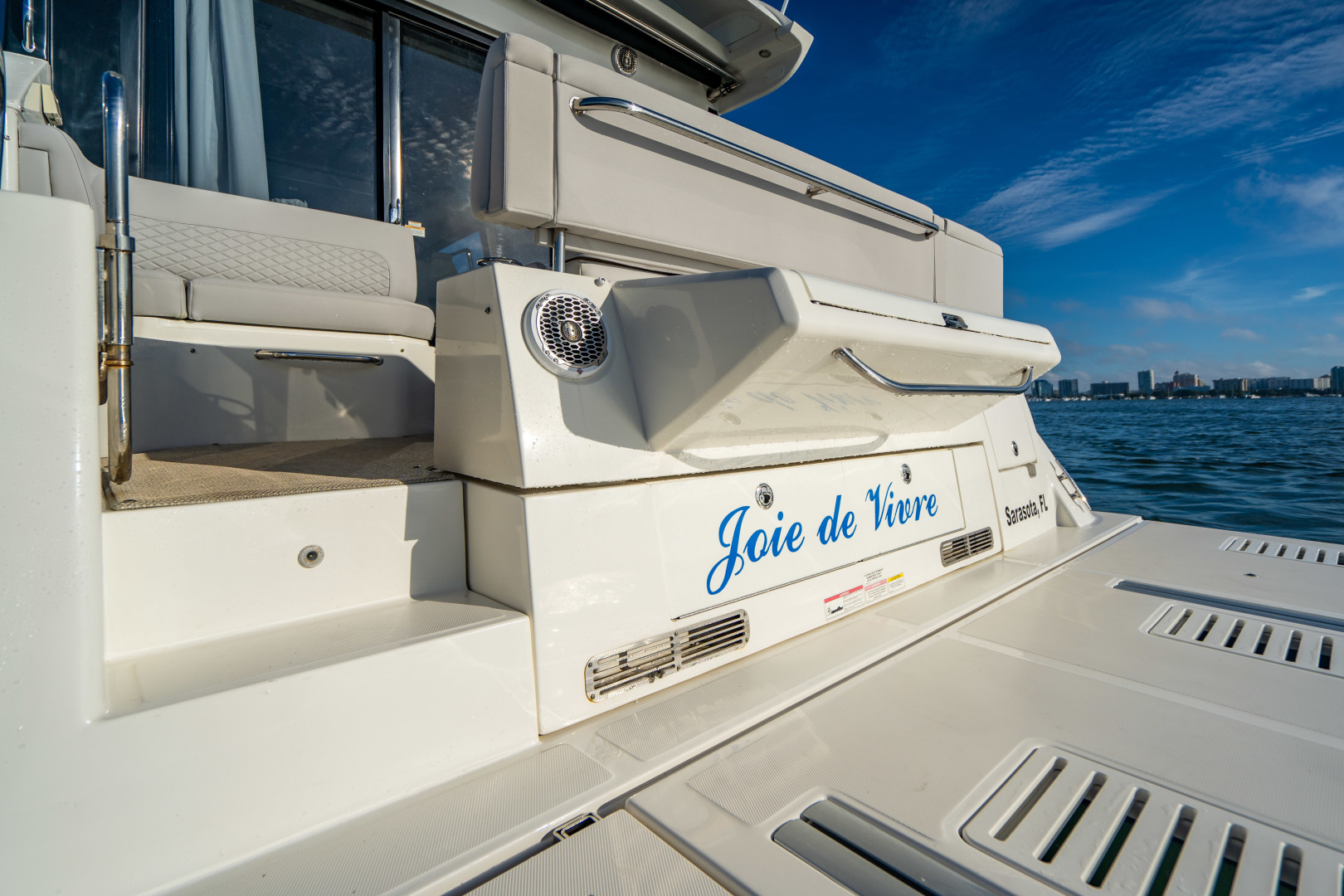 Sea Ray-460 DA 2017-Joie De Vivre Sarasota-Florida-United States-46 Sea Ray Sundancer-1486529 | Thumbnail