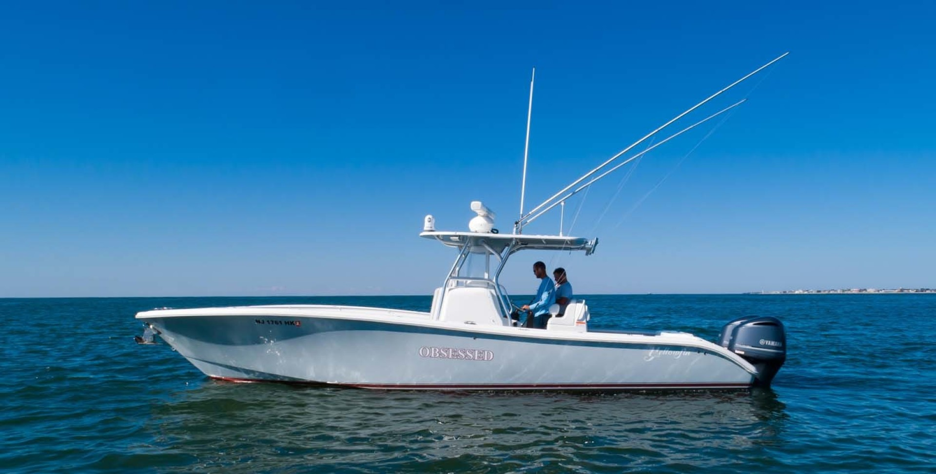 Yellowfin-32 Center Console 2017-Obsession Cape May-New Jersey-United States-1511923 | Thumbnail