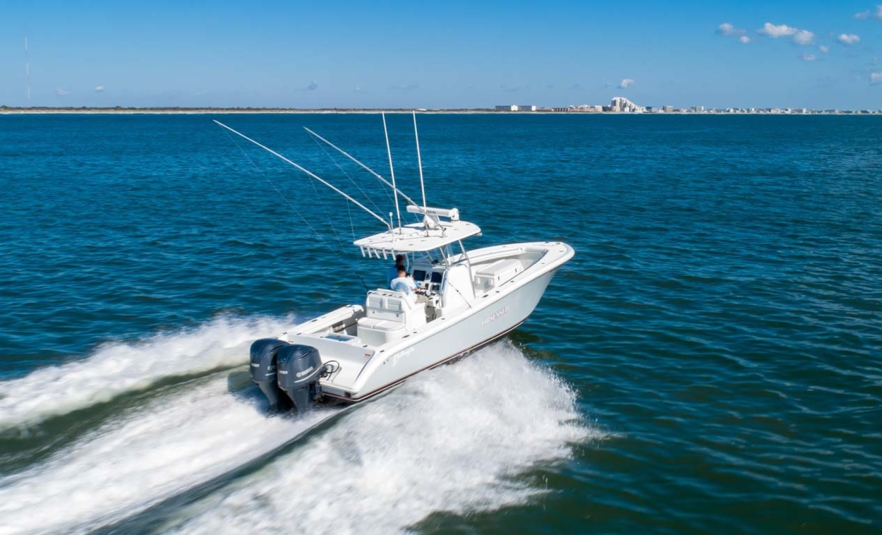 Yellowfin-32 Center Console 2017-Obsession Cape May-New Jersey-United States-1511932 | Thumbnail