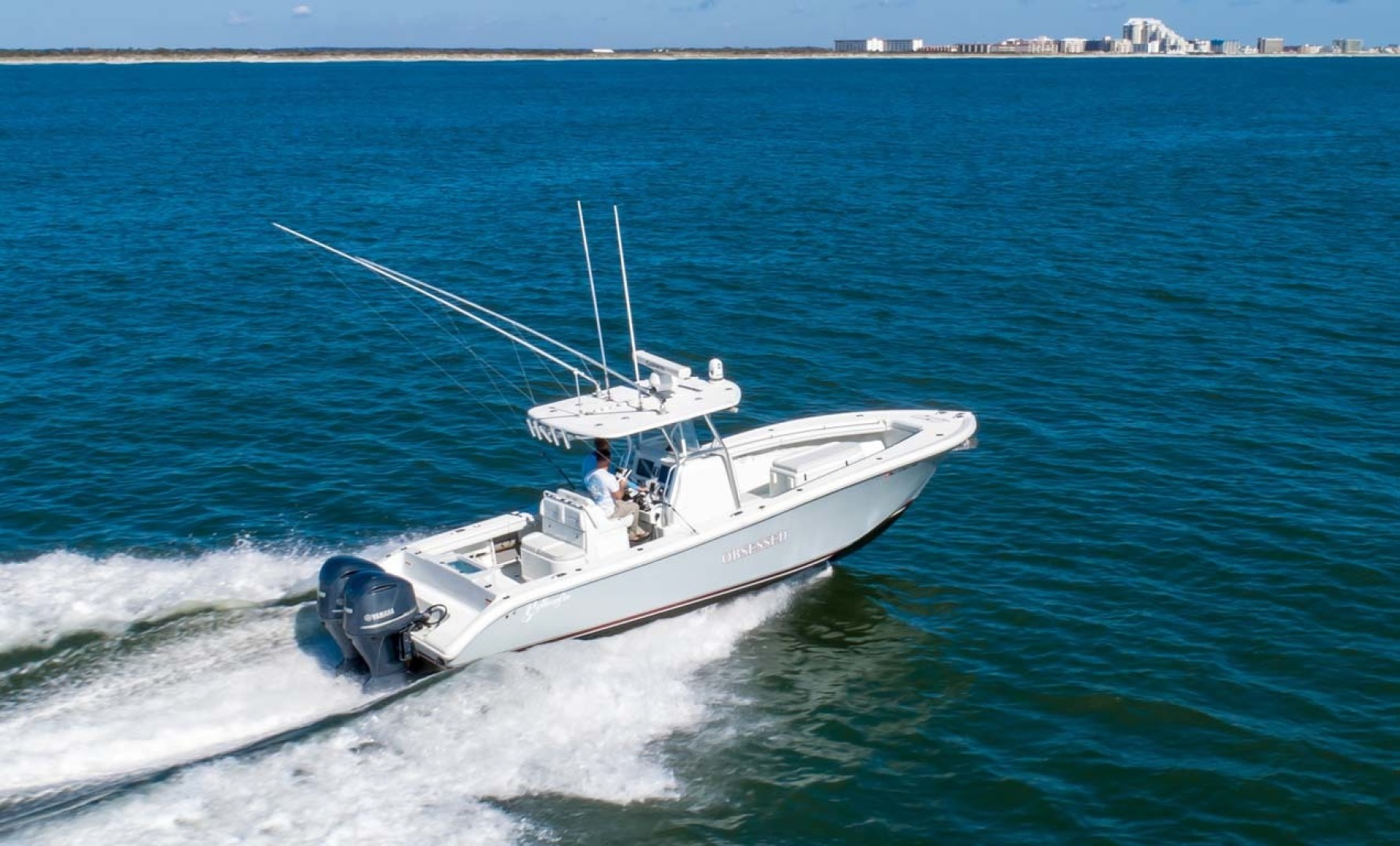 Yellowfin-32 Center Console 2017-Obsession Cape May-New Jersey-United States-1511931 | Thumbnail