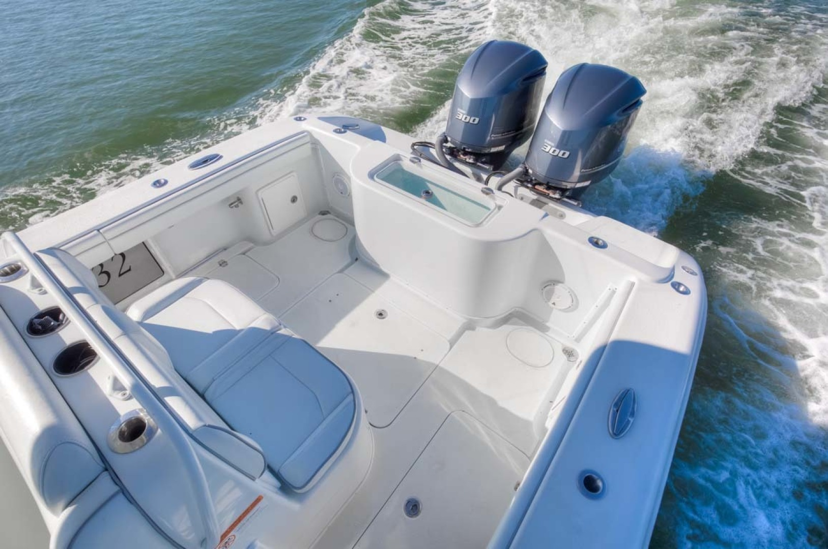 Yellowfin-32 Center Console 2017-Obsession Cape May-New Jersey-United States-Cockpit-1511927 | Thumbnail