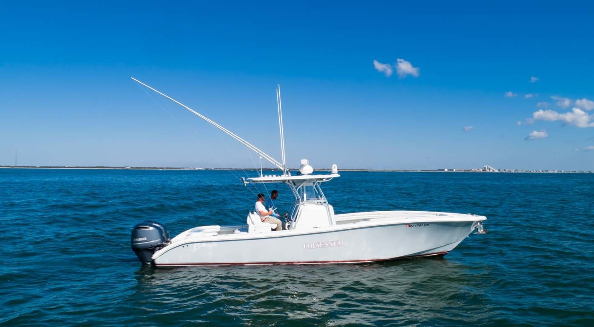 Yellowfin-32 Center Console 2017-Obsession Cape May-New Jersey-United States-1511922 | Thumbnail