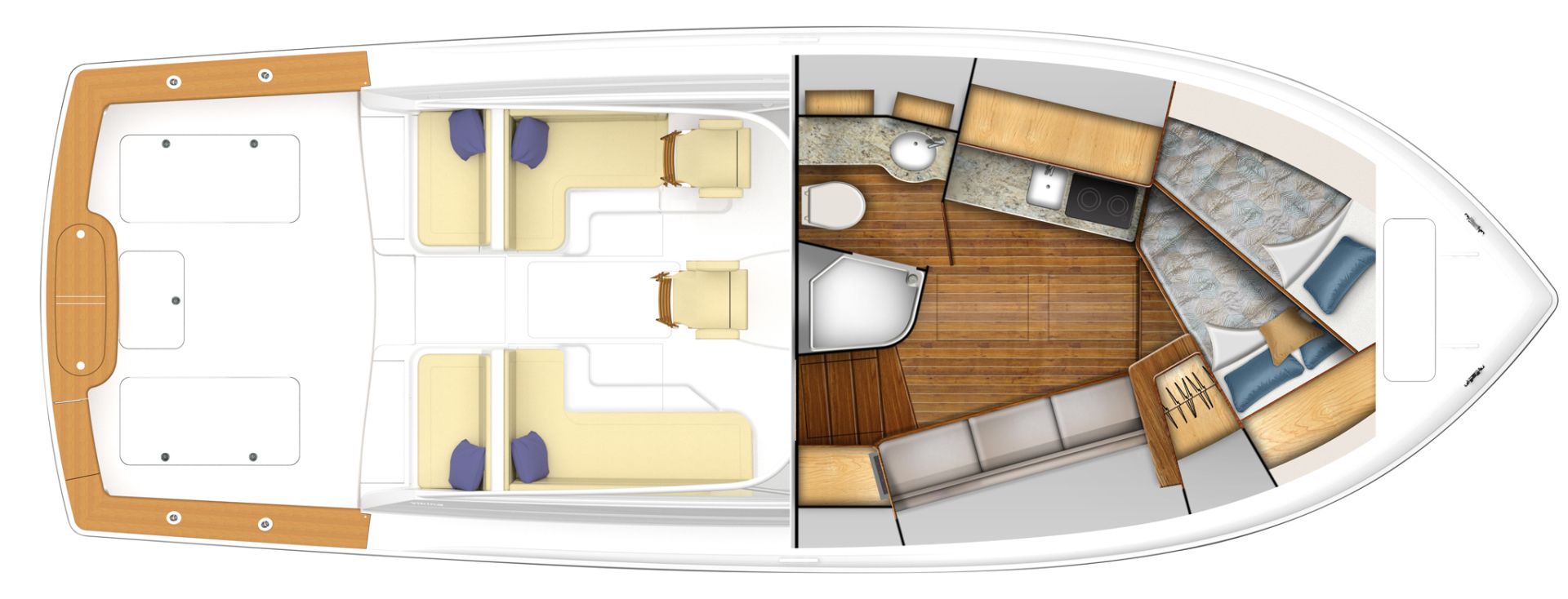 Cabin/Interior Layout