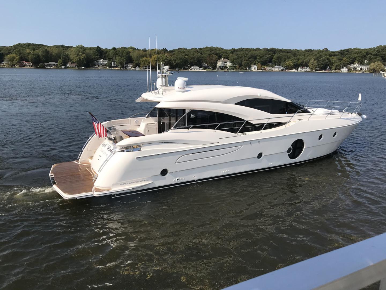 Neptunus-Motor Yacht Express 2018-LIQUID WISDOM Grand Haven-Michigan-United States-Profile-1499116 | Thumbnail