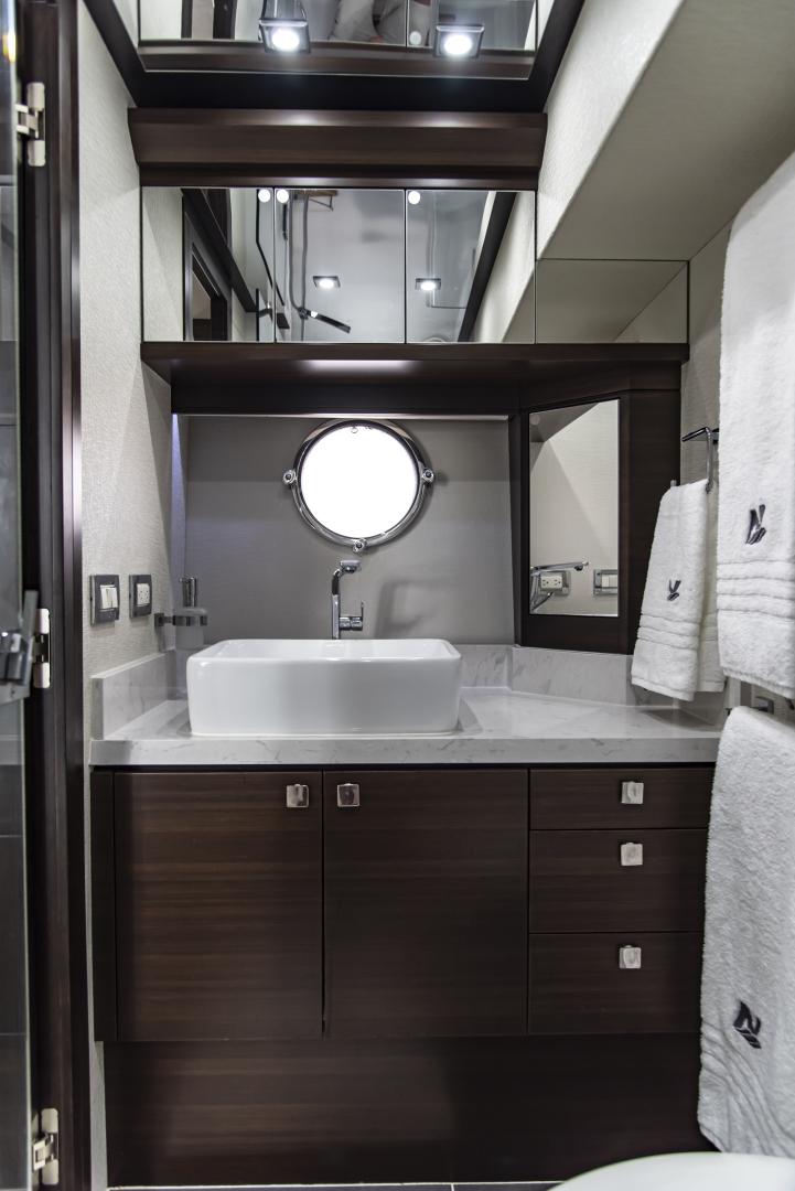 Neptunus-Motor Yacht Express 2018-LIQUID WISDOM Grand Haven-Michigan-United States-Master head-1484986 | Thumbnail