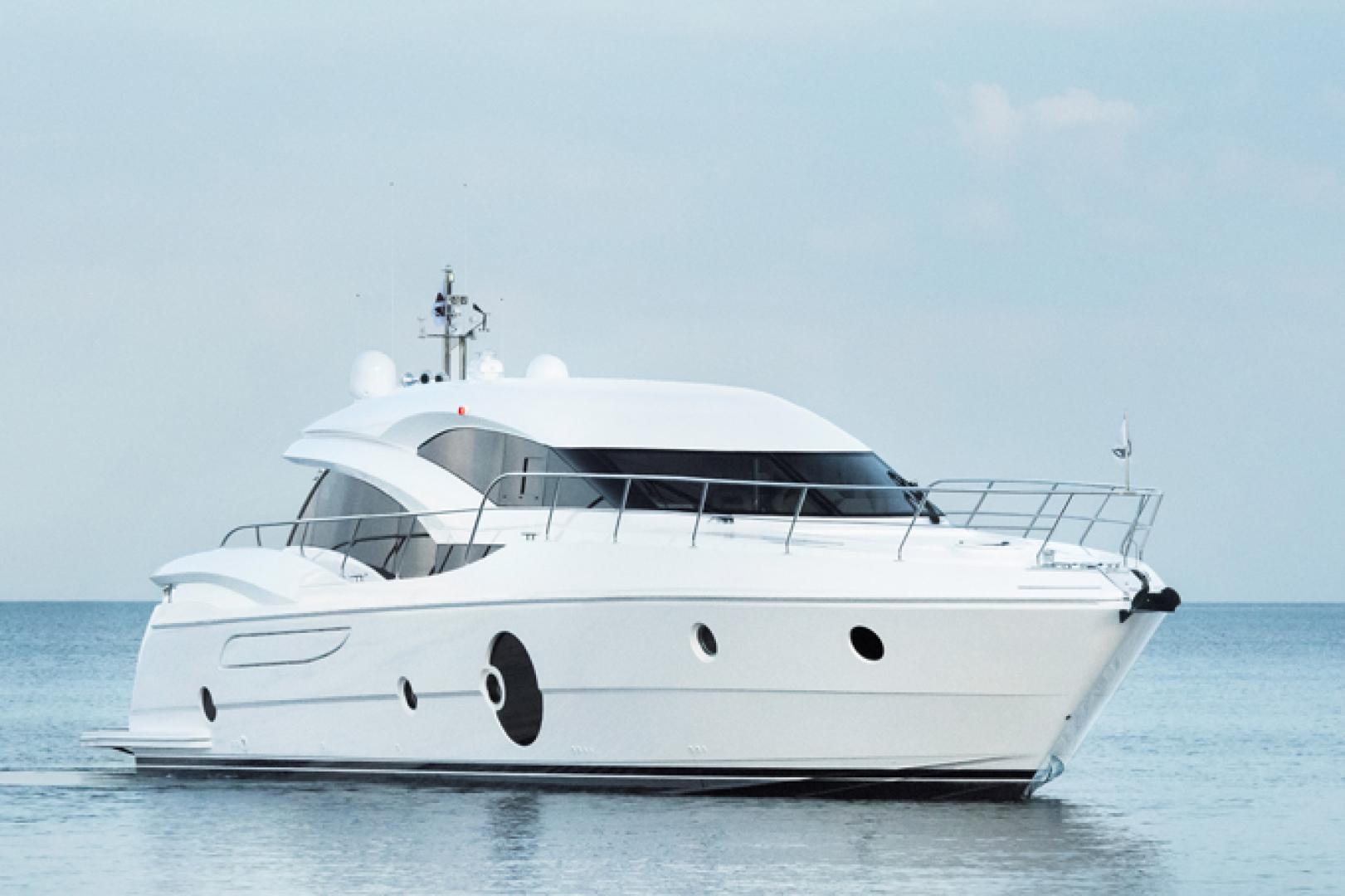 "2018 Neptunus 65' Motor Yacht Express ""LIQUID WISDOM"""