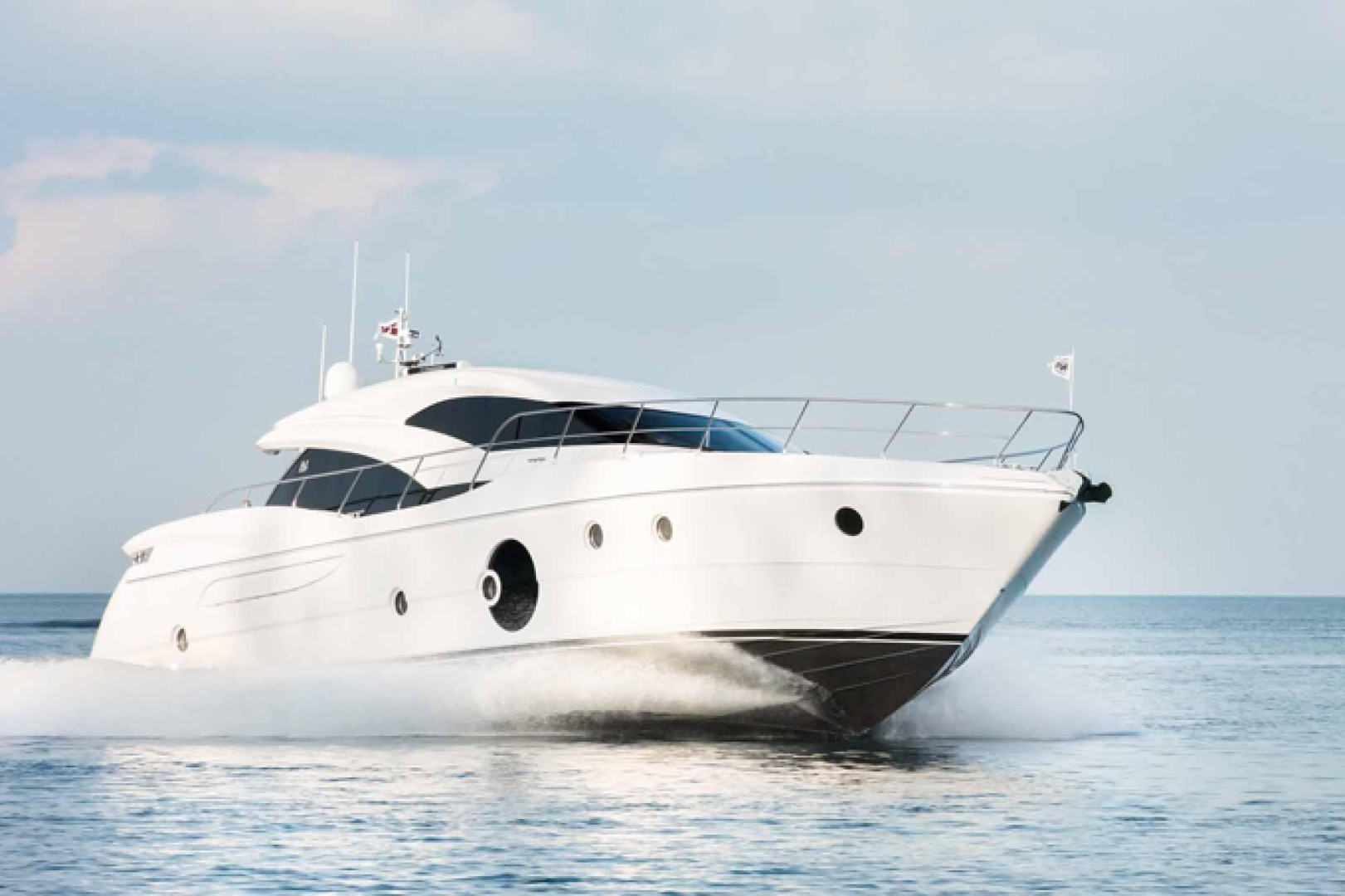Neptunus-Motor Yacht Express 2018-LIQUID WISDOM Grand Haven-Michigan-United States-Running-1485036 | Thumbnail