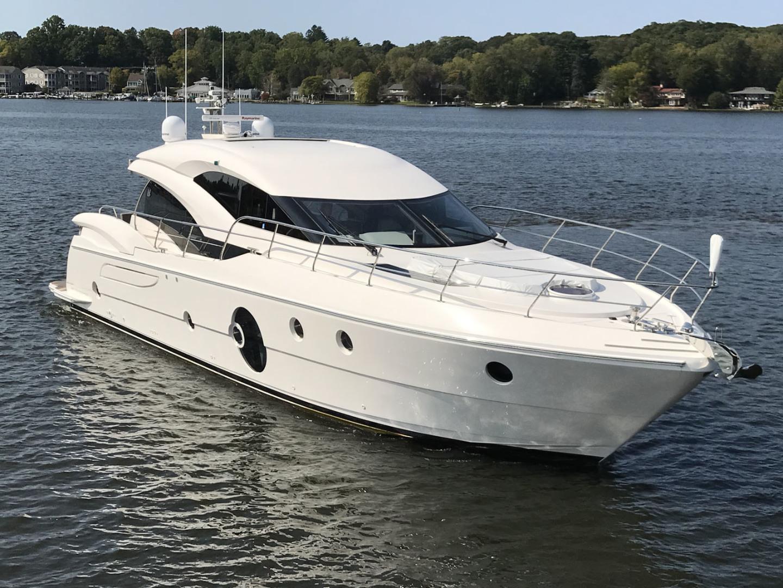 Neptunus-Motor Yacht Express 2018-LIQUID WISDOM Grand Haven-Michigan-United States-Profile-1499114 | Thumbnail