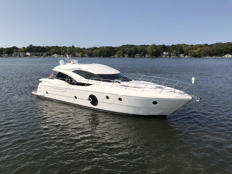 Neptunus-Motor Yacht Express 2018-LIQUID WISDOM Grand Haven-Michigan-United States-Profile-1499115 | Thumbnail