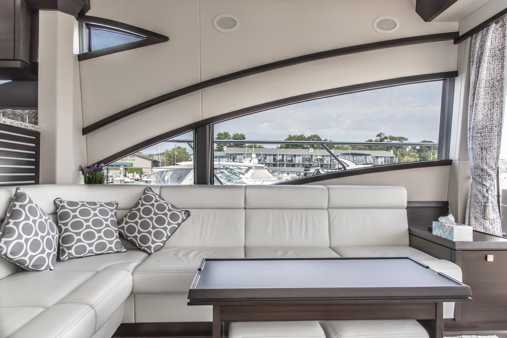 Neptunus-Motor Yacht Express 2018-LIQUID WISDOM Grand Haven-Michigan-United States-Salon to stbd-1484957 | Thumbnail