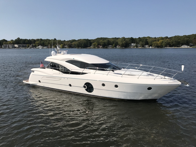 Neptunus-Motor Yacht Express 2018-LIQUID WISDOM Grand Haven-Michigan-United States-Profile-1499117 | Thumbnail