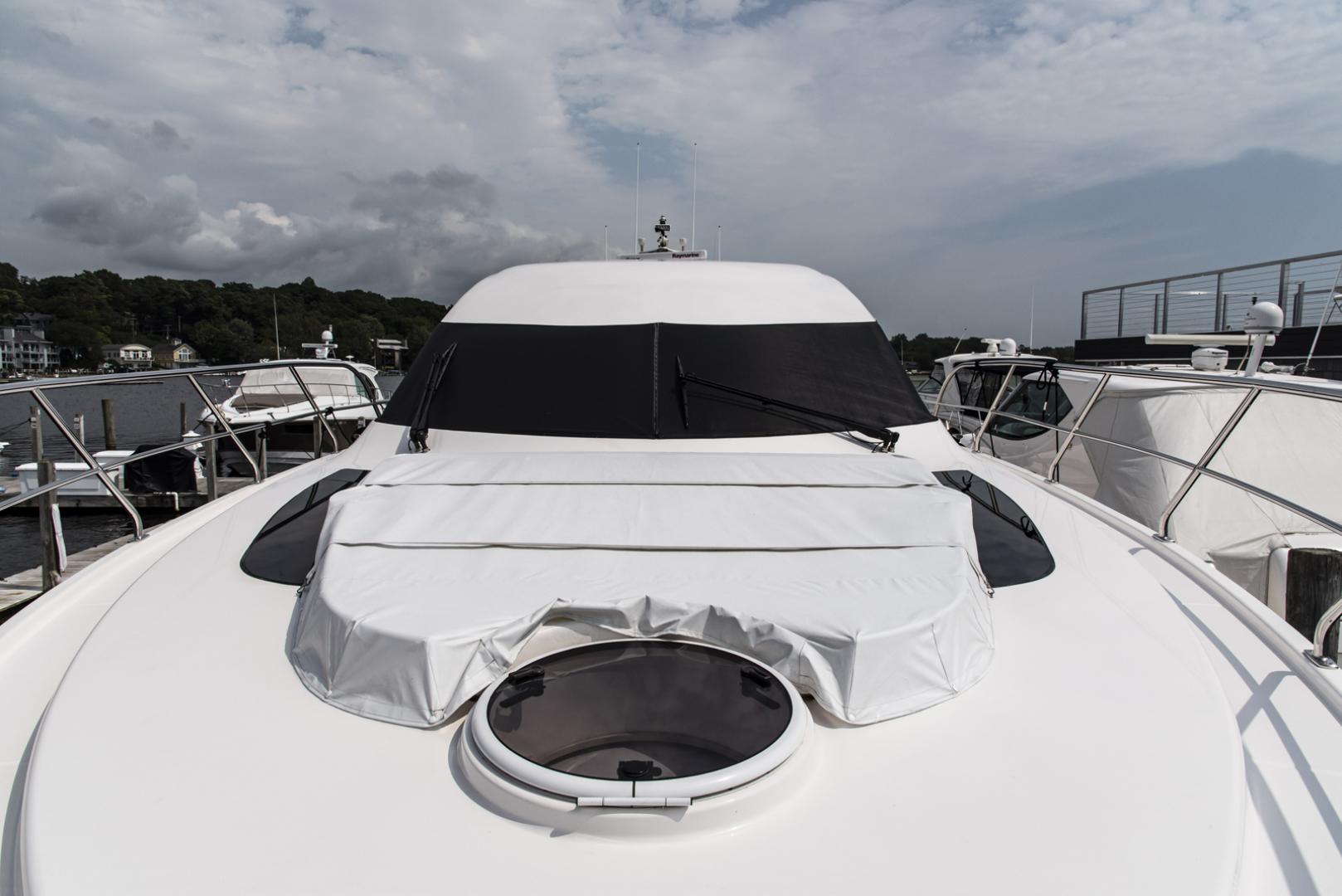 Neptunus-Motor Yacht Express 2018-LIQUID WISDOM Grand Haven-Michigan-United States-Bow-1485000 | Thumbnail