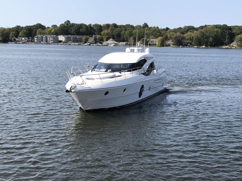 Neptunus-Motor Yacht Express 2018-LIQUID WISDOM Grand Haven-Michigan-United States-Profile-1499113 | Thumbnail