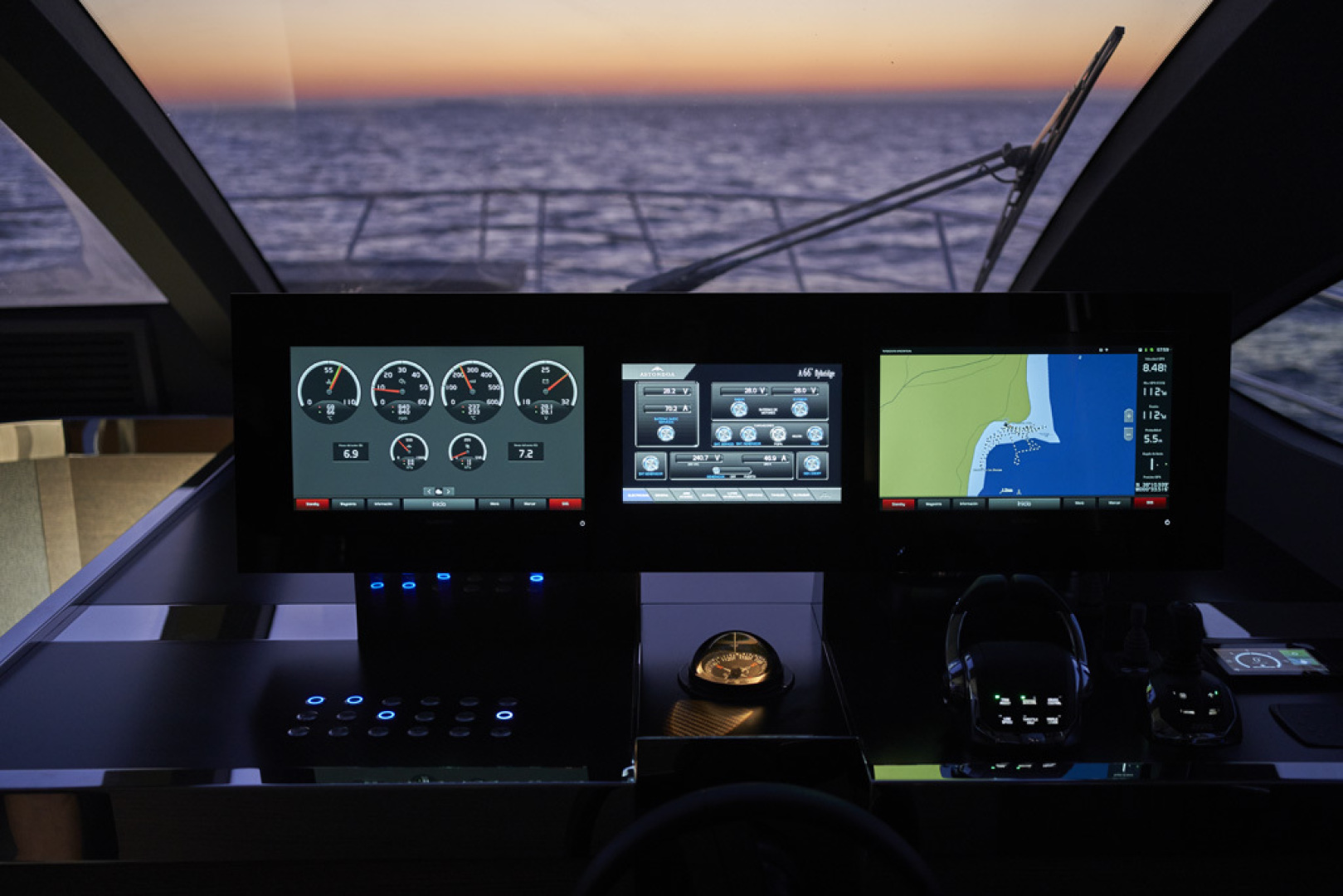 Astondoa-66 Flybridge 2020 -Fort Lauderdale-Florida-United States-1485554 | Thumbnail