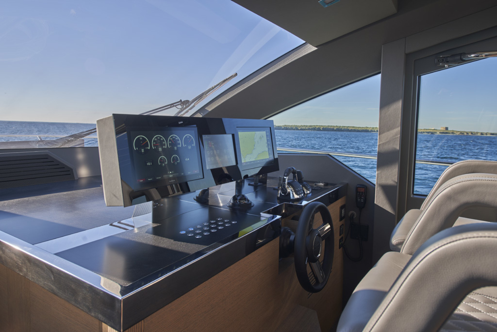 Astondoa-66 Flybridge 2020 -Fort Lauderdale-Florida-United States-1485550 | Thumbnail