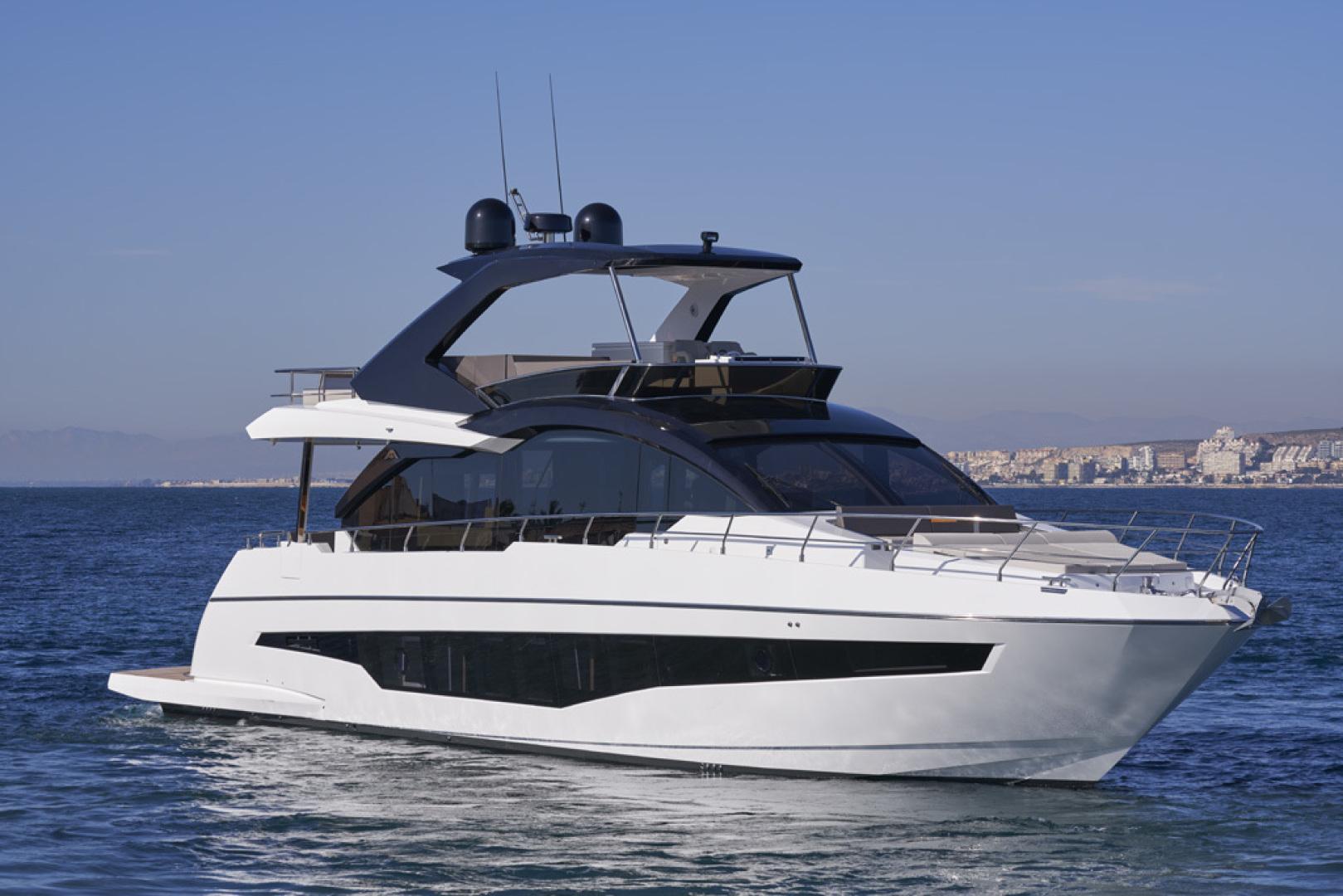Astondoa-66 Flybridge 2020 -Fort Lauderdale-Florida-United States-1485520 | Thumbnail