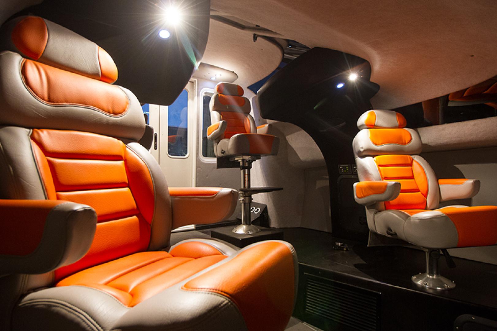 Phantom-Express Cruiser 2010-SECOND CITY Seattle-Washington-United States-Cabin Seating-1510989   Thumbnail