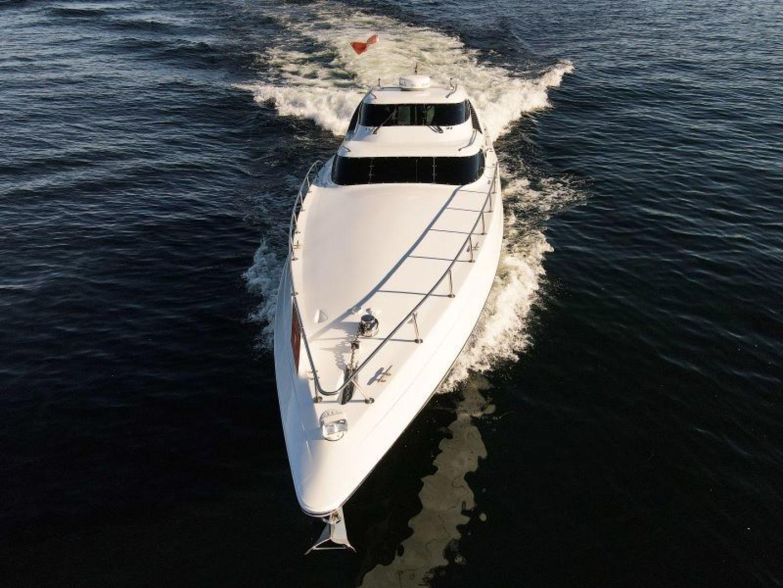 Phantom-Express Cruiser 2010-SECOND CITY Seattle-Washington-United States-Bow-1485997   Thumbnail