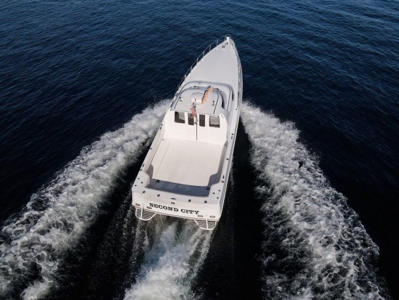 Phantom-Express Cruiser 2010-SECOND CITY Seattle-Washington-United States-Aft-1485998   Thumbnail