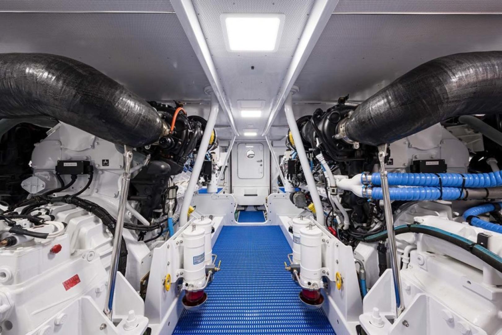 Rybovich-73 Convertible 2018-No Agenda North Palm Beach-Florida-United States-2 x Caterpillar C-32ACERT 1925 H.P. Engines-1486389 | Thumbnail