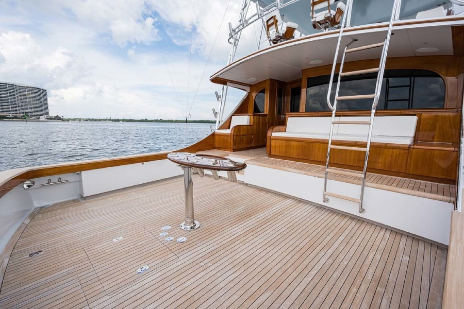 Rybovich-73 Convertible 2018-No Agenda North Palm Beach-Florida-United States-Teak Deck and Covering Boards-1486380 | Thumbnail
