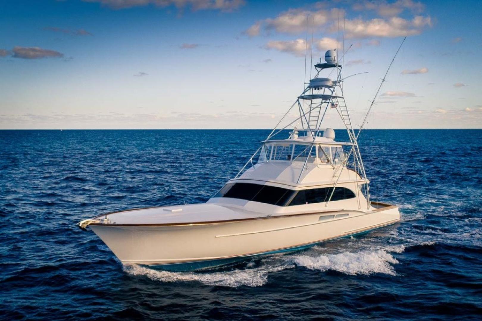 Rybovich-73 Convertible 2018-No Agenda North Palm Beach-Florida-United States-Port Bow-1486400 | Thumbnail