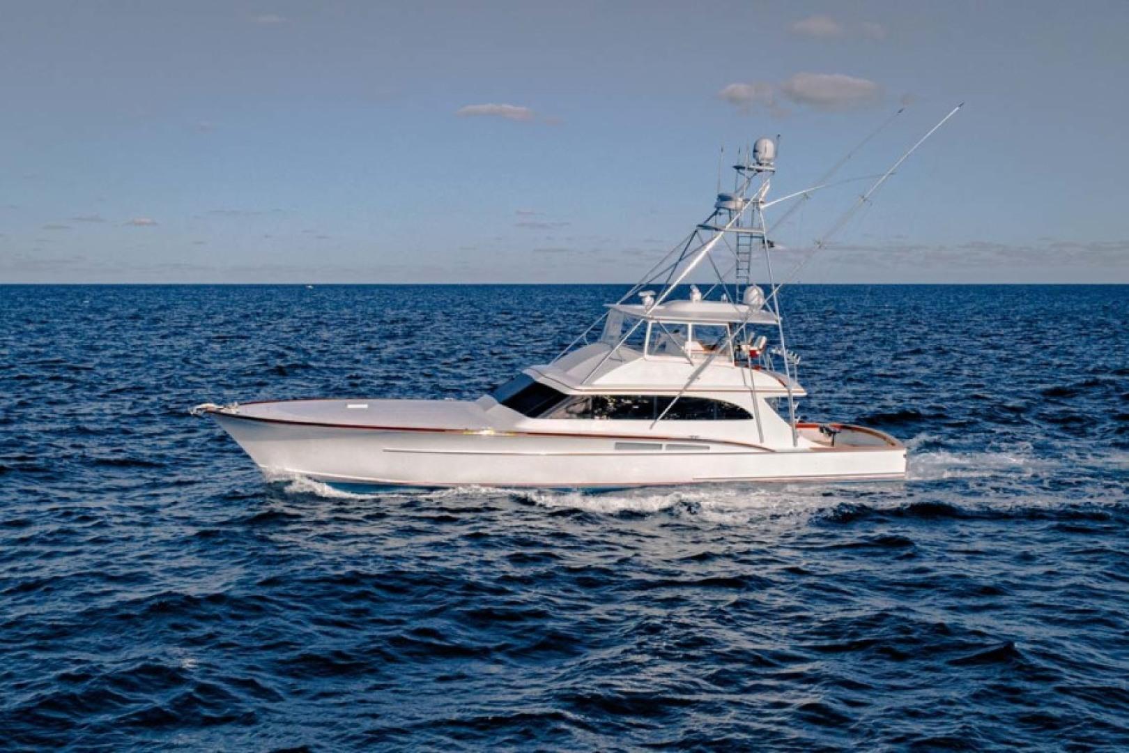 Rybovich-73 Convertible 2018-No Agenda North Palm Beach-Florida-United States-Port View-1486401 | Thumbnail