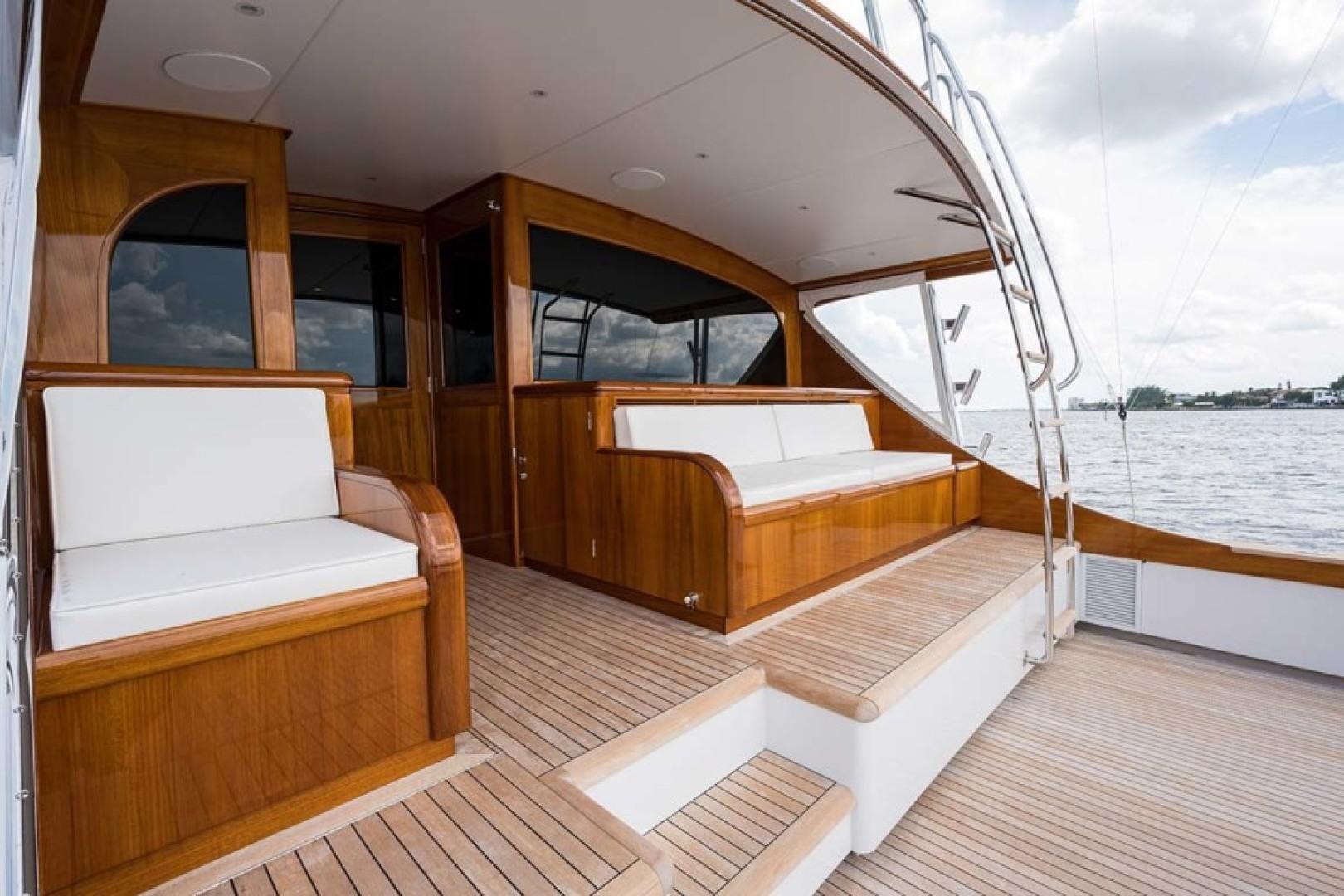 Rybovich-73 Convertible 2018-No Agenda North Palm Beach-Florida-United States-Mezzanine Seating-1486378 | Thumbnail