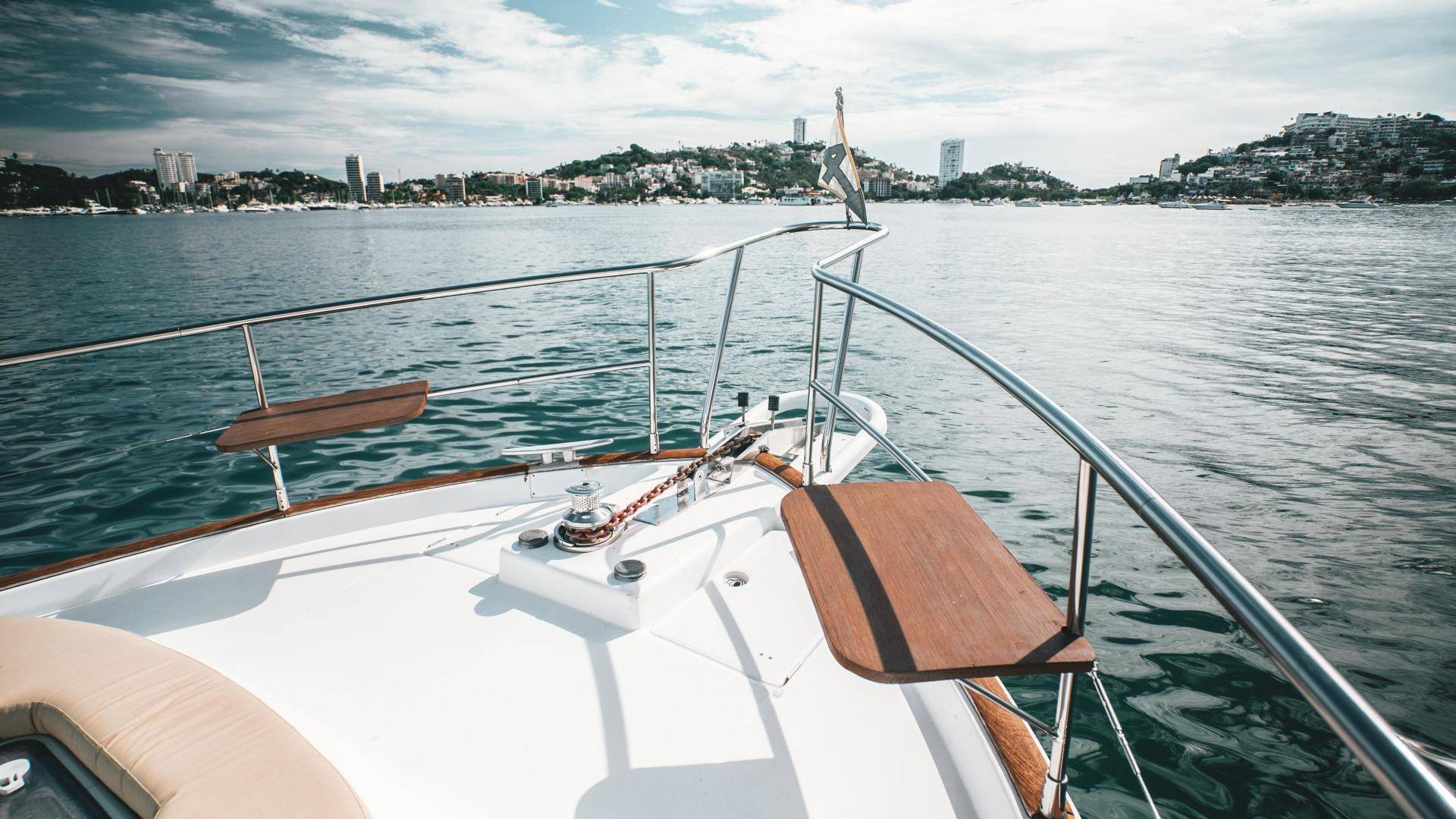 Beneteau-Swift Trawler 2008-Amadeus Acapulco-Mexico-1487056 | Thumbnail