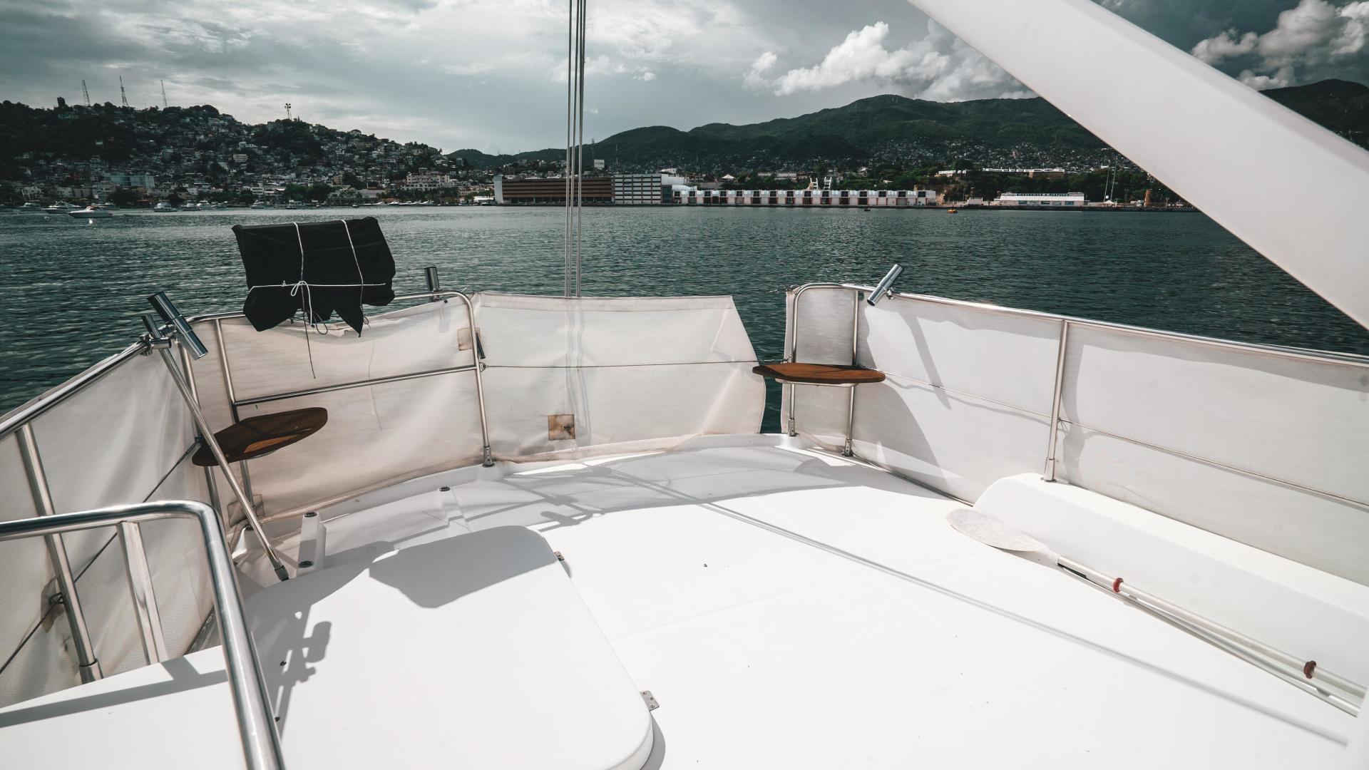 Beneteau-Swift Trawler 2008-Amadeus Acapulco-Mexico-1487032 | Thumbnail