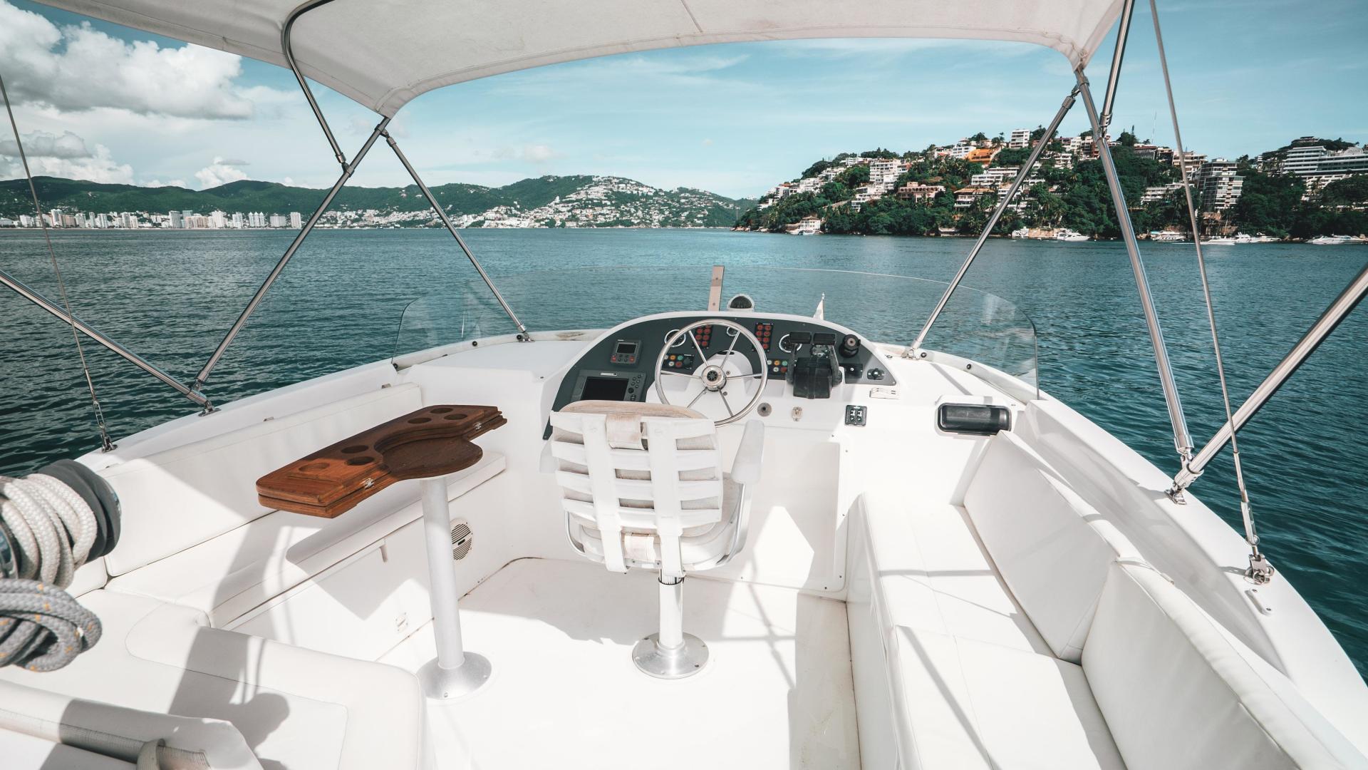 Beneteau-Swift Trawler 2008-Amadeus Acapulco-Mexico-1487040 | Thumbnail