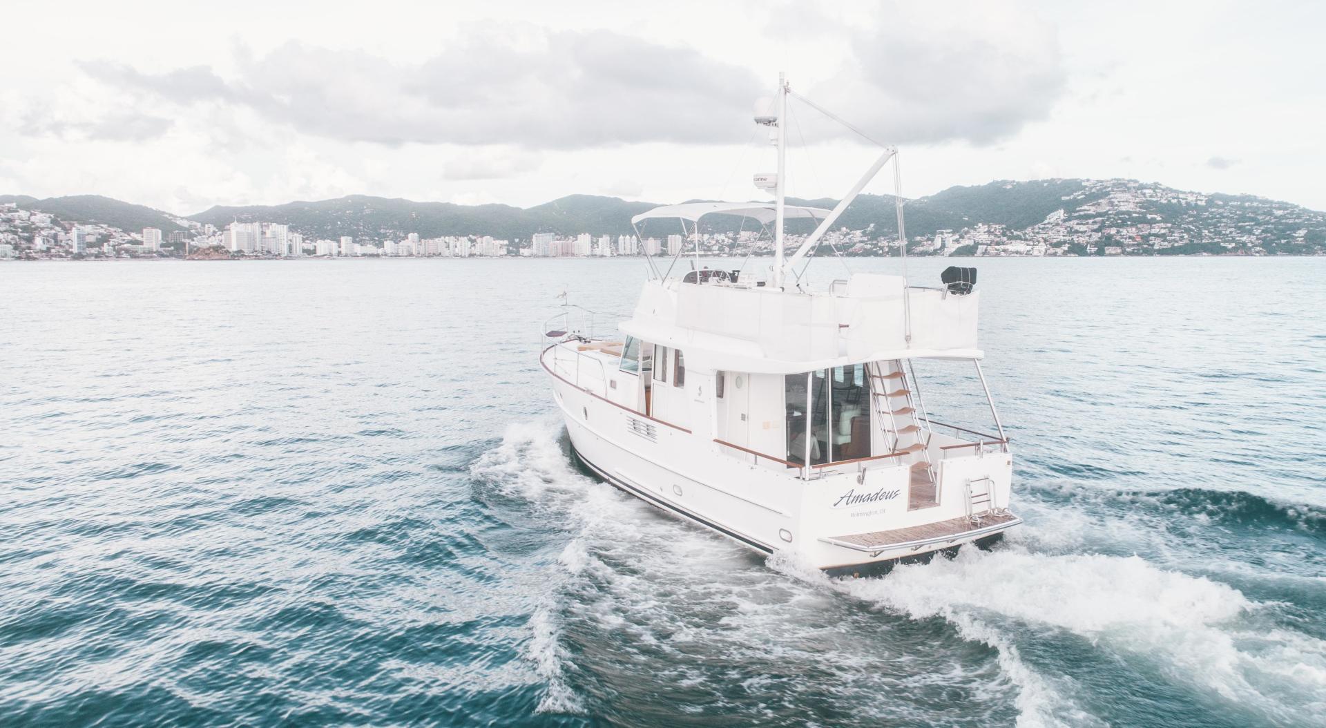 Beneteau-Swift Trawler 2008-Amadeus Acapulco-Mexico-1487018 | Thumbnail